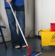 Formation agent de propreté