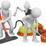 organiser les services de nettoyage